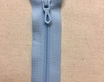 Closing zip 15 cm Blue azure not separable ZIPPER PRESTIL
