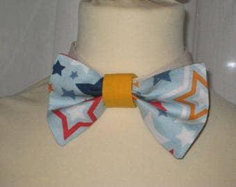 "Bow tie cotton ""Dancing stars"""