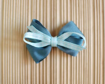 lovely Ellin  Hair bow Barrette Hair pin sequins