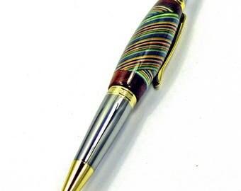 Ballpoint pen wood in the 'Sierra Stylus Upgrade' range