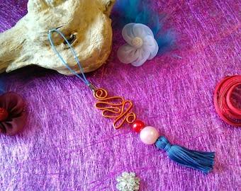 Jewelry bag or key chain