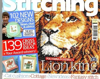 The World of Cross Stitching Issue 176