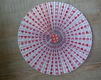 Rose pattern paper - Valentine's day Theme