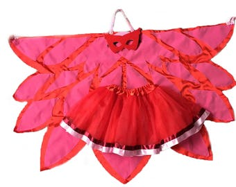 Deluxe Owlette Super Girl Inspired Costume Set