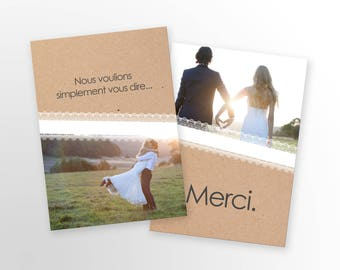 Thank you for wedding - country - to customize