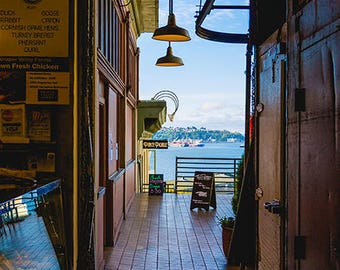 Pike's Place Smartphone Background