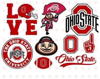 Ohio State Svg, Ohio Svg, State Svg, Ohio State Clipart, Ohio State Cut, Ohio State File Cut, Ohio State Eps Pdf Dxf