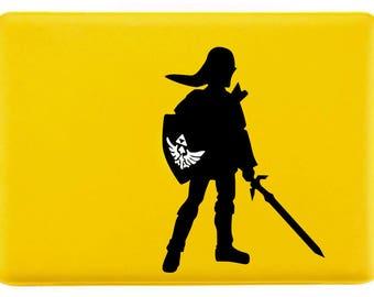 Link Legend of Zelda Nintendo - Laptop Skin Decal-SCI-FI/Comics/Games