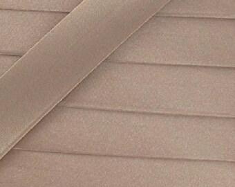 Bias satin appearance, beige 955 20/10/10