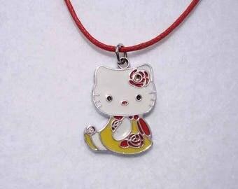 """""""Hello Kitty"""" kid necklace"""