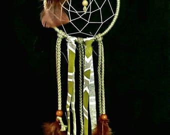 6 inch owl Dream Catcher