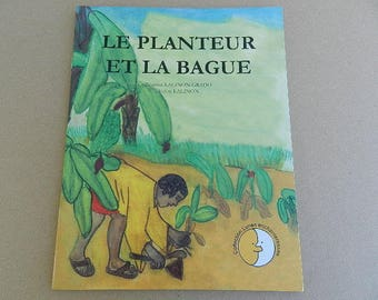 "Children's book ""planter and the ring"" African tales 2 to 8 youth and legends African"