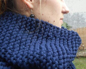 100% wool man/woman Snood