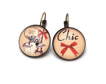 Vintage Chic earrings