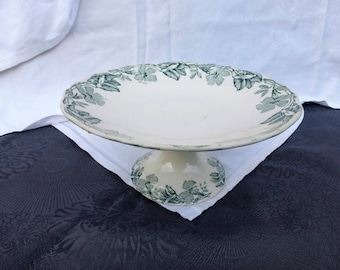 Vieux compotier Lunéville  / Old French compote dish from Lunéville factory