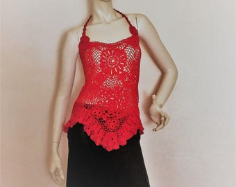 SALE clearance tank top-tunic lace