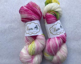 "Sockalicious Merino Superwash Sock Twist ""Spring Fling"""