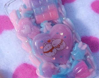 Kawaii decoden case for iPhone 5/5s/se