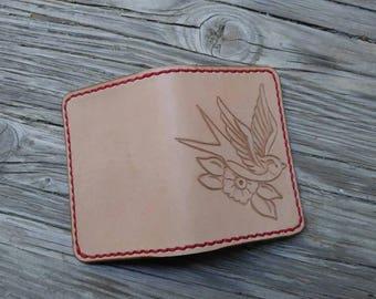 Bird Card Wallet