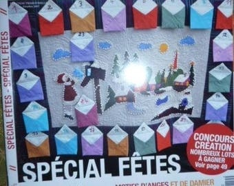Special issue 12 patch Ewa magazine holiday