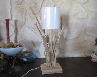 Light driftwood, zen, nature, bird