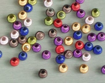 multicolored magic pearls