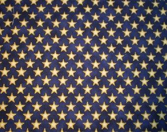 American patchwork fabric star ref 12045etoi