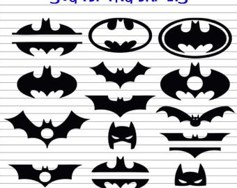 Batman svg,batman silhouette svg, batman   mask svg, batman vector, batman clipart,   Superhero Svg,Super Heros svg,Batman