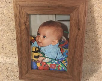 2x3 magnetic picture frame with acrylic