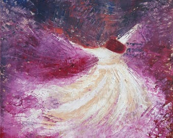 A Whirling Dervish