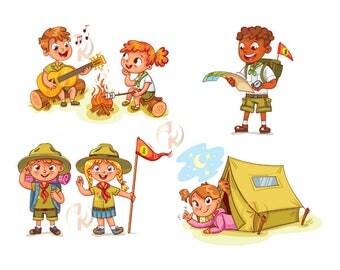 Scout SVG, Girl Scout, Boy Scout, Girl Scout SVG, Boy Scout SVG, Girl Scout Printable, Boy Scout Printable