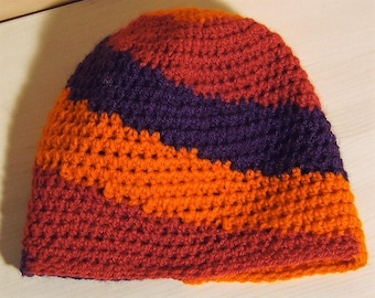 Crochet cap for children