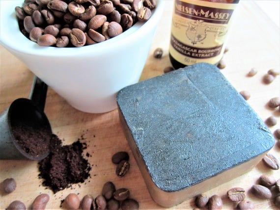 Vanilla Latte Natural Handmade Bar Soap by Shawn's Soaps