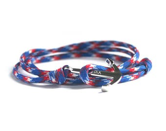 Franklin - Blue-White-Red