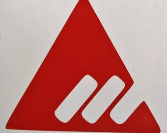 Destiny New Monarchy Faction Vinyl Decal