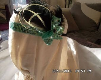head-band Pacific color style headpiece