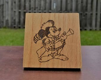 Fort Wilderness Mickey Mouse