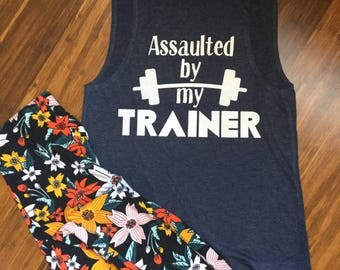 Assaulted by My Trainer