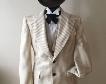 1970s vintage 3 piece suit