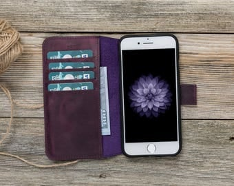 iphone 7 Wallet Case, Leather iPhone 7 Wallet Case, iPhone 7 Wallet Case, iphone 7 leather case, iPhone 8 case leather,iPhone 8