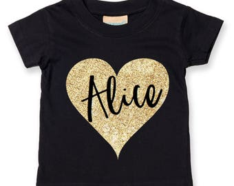 Personalised Kids TShirt | Gift ideas for Children | Gift ideas for kids | Gift ideas for Baby | Kids Fashion |Personalised Kids Clothing