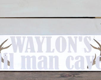 Boy Nursery Sign, Boy Nursery Decor, Boy Nursery Wall Art, Baby Boy Nursery Decor, Baby Boy Nursery Signs, Lil Man Cave, Lil Man Cave Sign