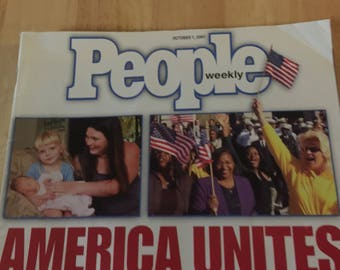 America Unites People Magazine