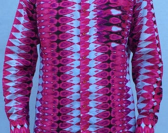 Handmade Men's Shirt 100% Cotton / As Unique As You!!