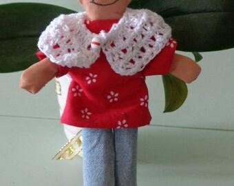 Agate Mammy rag doll