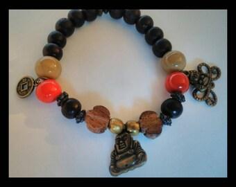 ethnic unique Tibetan bracelet inspiration