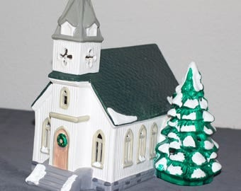 Department 56 - Snow Village - All Saints Church