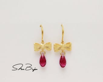 lovely and classic | with Swarovski crystal