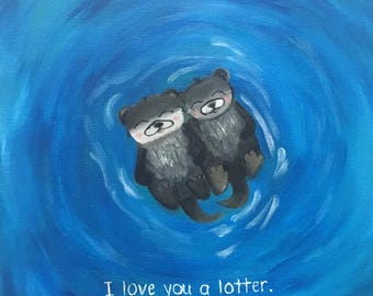 Love Otters