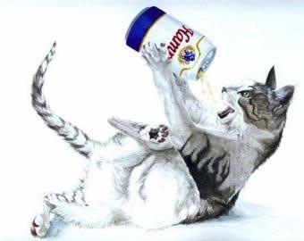 Hamms Cat